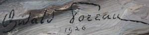 poreausign 300x71 Oswald POREAU